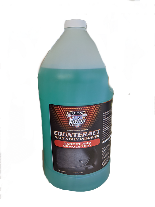 Counteract-Salt Stain Remover - 1 gal.