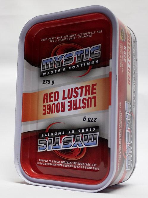 MYSTIC RED LUSTRE
