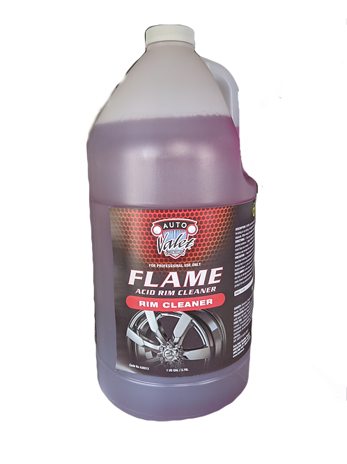 Flame- Acid Rim Cleaner - 1 gal.