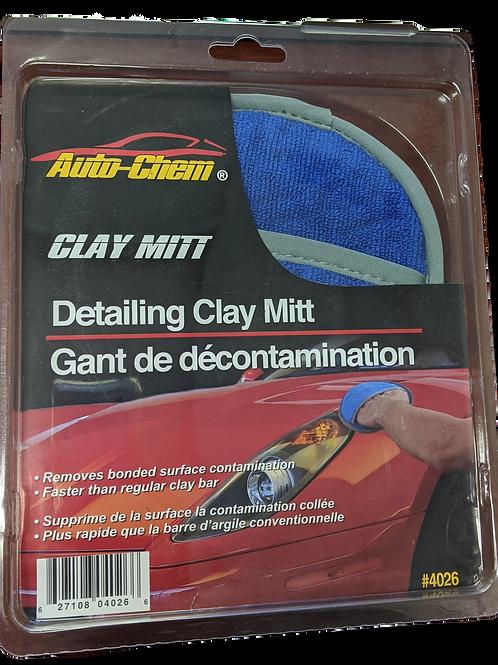 Detailing Clay Mitt