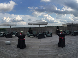 SSVA Celebrates 15 Years with a Rooftop Party