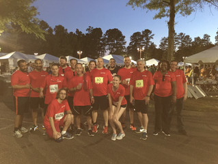 Employees Compete in Innsbrook Corporate 4 Miler