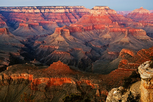 Grand Canyon, Las Vegas and Hoover Dam