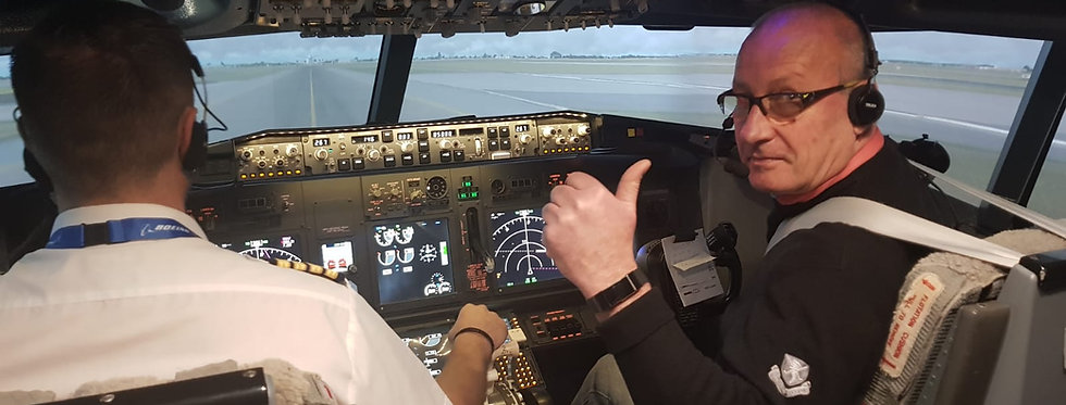 Boeing 737-800 Virtual Type Rating Foundation Course