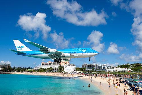 St Maarten and Antigua