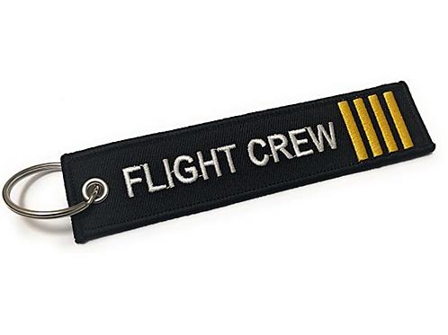 Flight Crew Keyring