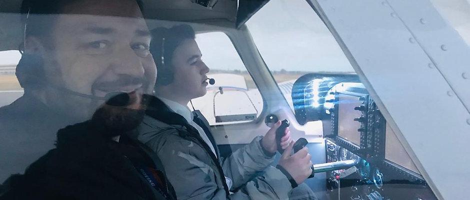 Future Pilot Flight Training Course 10 Lesson Block