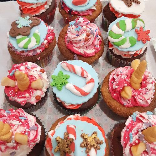 Atelier Cupcakes et Cake pops de Noël