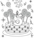 dessin-gateau-anniversaire-5-ans-gateau-