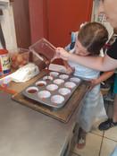 Atelier privé - cupcakes