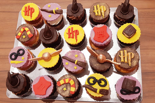 Atelier Cupcake Harry Potter