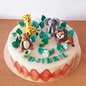 Gâteaux thème Garçon
