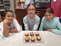 Atelier cupcakes