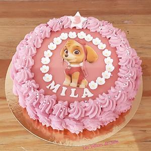 Gâteaux thème fille