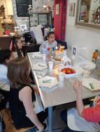 Atelier privé anniversaire - thème licorne