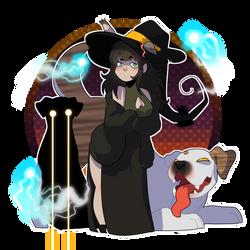 Day 2 - Witchsona