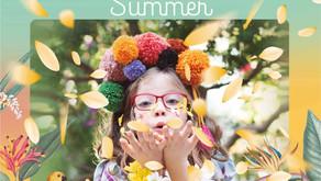 英語で「楽しい」がたくさん!Kids&Usの2021年度サマースクール☆