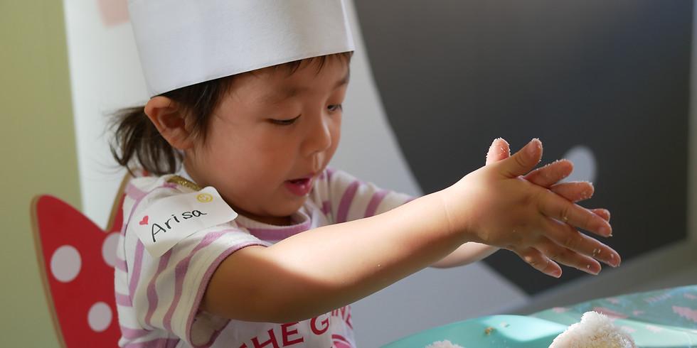 仙川校 - Christmas Little Chef(英語でクッキング)