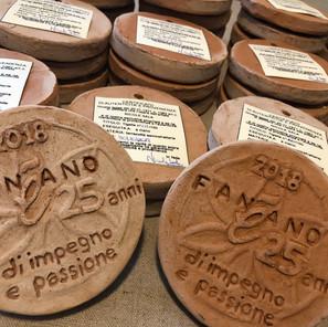 Tigelle Terracotta Fanano Serie Limitata