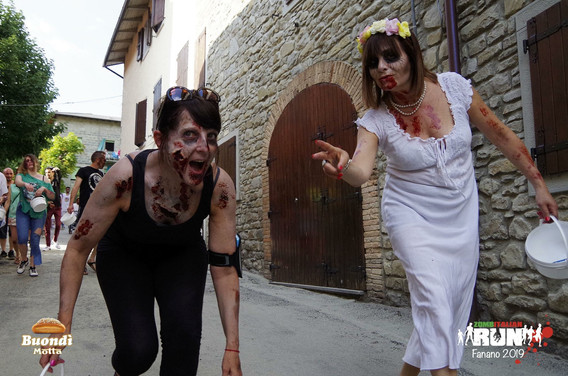 zombie Make Up SFX