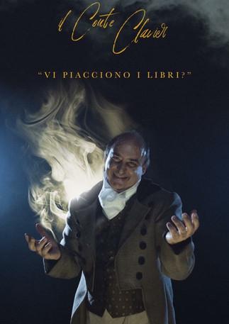 IL Conte Clavier_La Macchia D'Inchiostro