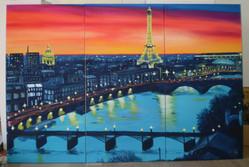 Paris dipinto su tre tele.JPG
