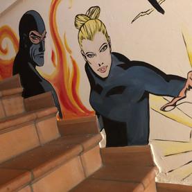 Sottosopra Pavullo(MO) Wall Painting Dia