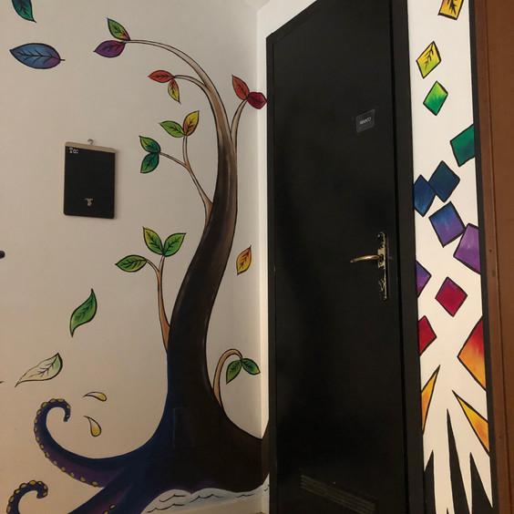 Sottosopra Pavullo(MO) Wall Painting Abs