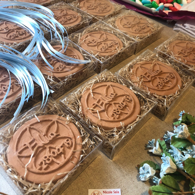 Tigelle Terracotta serie limitata bombon