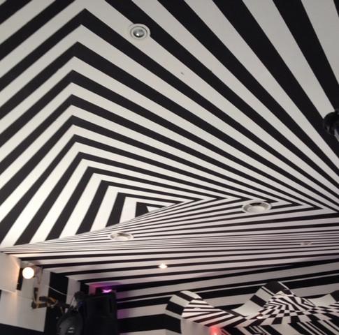 dipinto su muri discoteca La Buca2.JPG