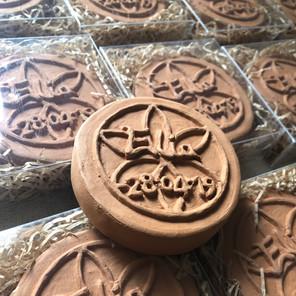 Tigelle di Terracotta serie limitata bom