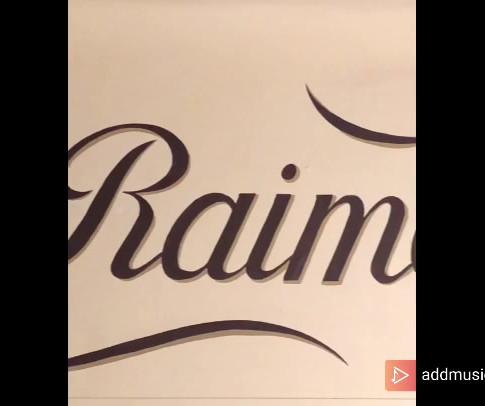 video scritta personalizzata Raimondo.MP