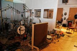 Drum-Recordings Studio 2 Abbey Road.