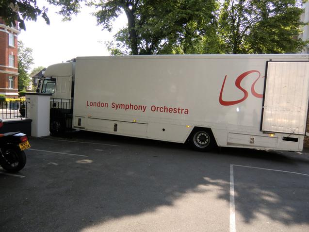 London Symphony Orchestra.