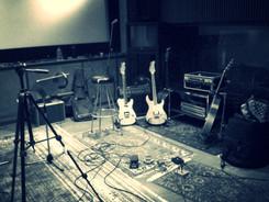 Studio in Hamburg.