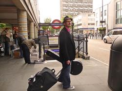 Ais in London.