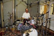 Drum-Recordings Abbey Road Studios.