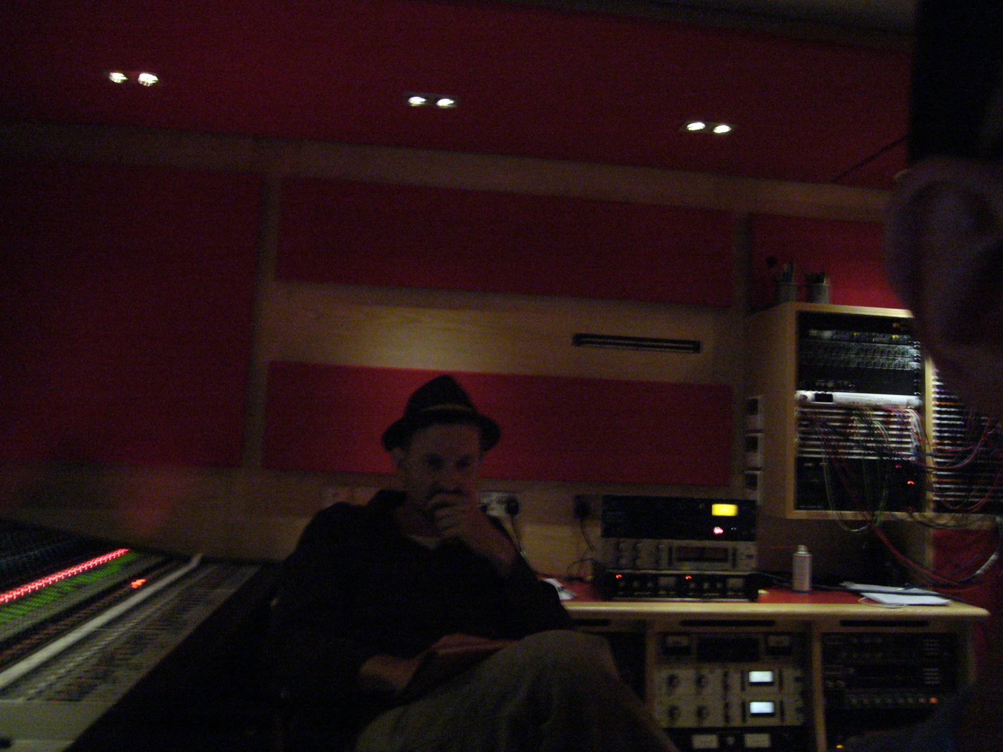 Als Produzent im Abbey Road