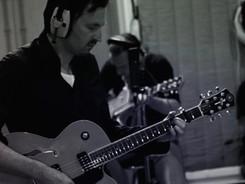 Bei der Arbeit im Abbey Road Studio London.