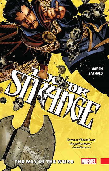 DOCTOR STRANGE Trade Paperback