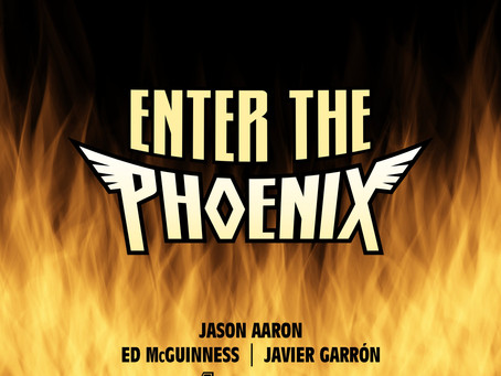 ENTER THE PHOENIX This Fall in Avengers