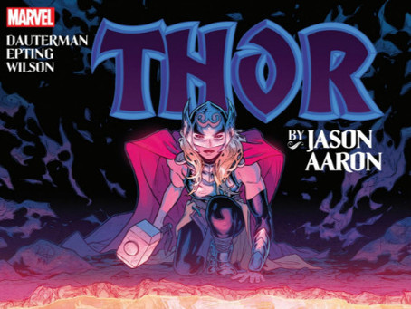 Today's New Releases: HEROES REBORN, THE MIGHTY VALKYRIES & THOR THE COMPLETE COLLECTION