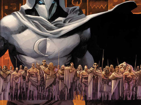 Moon Knight vs. the Avengers this April