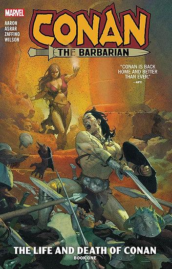 CONAN THE BARBARIAN Trade Paperback