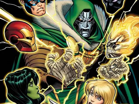 Coming in November: A Milestone for Earth's Mightiest Heroes