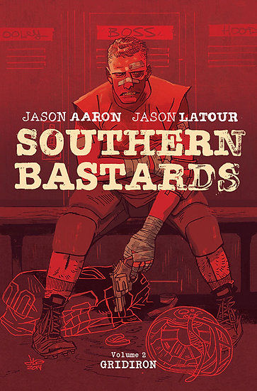 SOUTHERN BASTARDS Vol. 2 Trade Paperback (signed by Jason Aaron)