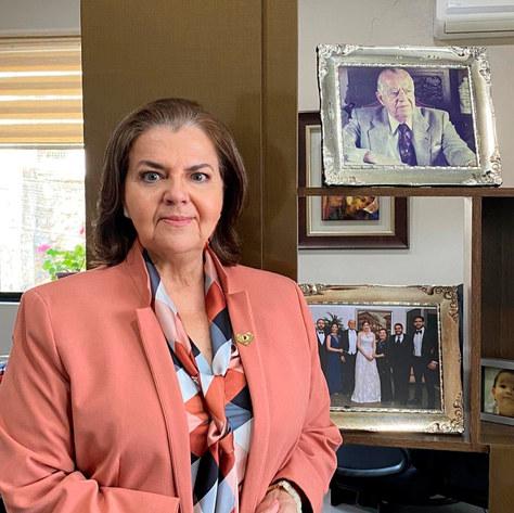 Dra. María Leticia de Moral DIRECTORA GENERAL