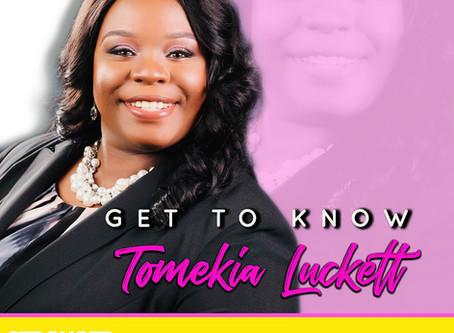 Survivors Who Thrive: Dr. Tomekia Luckett