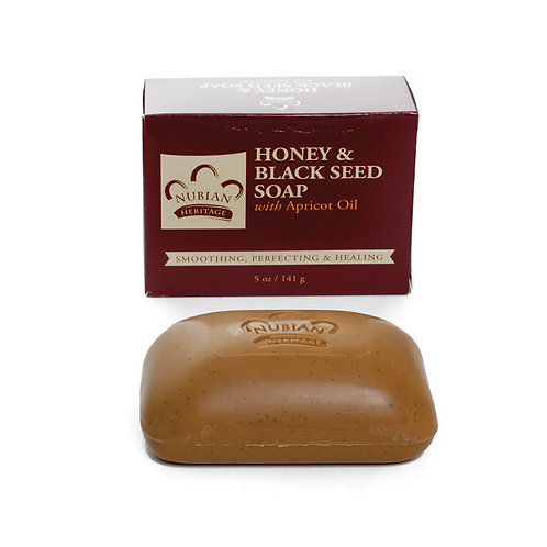 Honey & Black Seed Soap - 5 oz