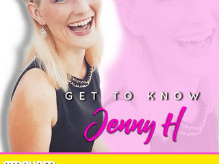 Survivors Who Thrive: Jenny H
